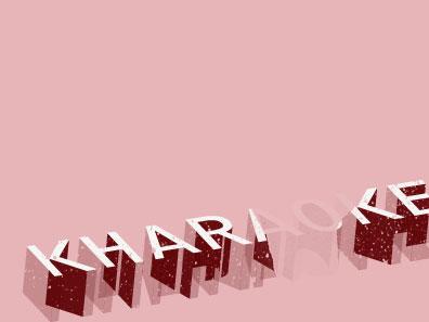 kharaoke_logo_art